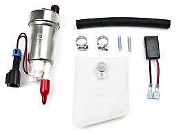 Walbro 450 LPH In-Tank E85 High Pressure Fuel Pump + Install Kit (F90000267)