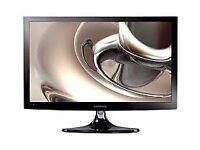 Samsung 19 inch HD ready LED monitor