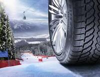 "BIG SALE ON WINTER TIRES 14""15""16""17""18""19"""