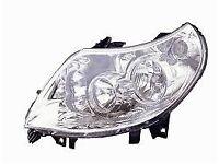 HEADLIGHTS- Fiat Ducato Peugot Boxer Citroen Relay 2006-2010 set of headlights (left & right)