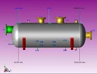 Pressure Vessel Draftsman