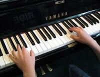 Piano Lessons - Classical, Pop, Rock, Jazz, Latin and more...