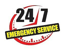 EMERGENCY ELECTRICIAN PLUMBER 24 Hrs 7 DAYS WE CAN BE WITH YOU IN 2 Hrs
