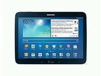 Samsung galaxy tab3 10.1 inch 16gb wi-fi in good condition