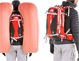 North Face Patrol 24 abs airbag avalanche backpack Brand new