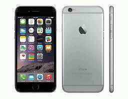 IPHONE 6- 128GB- FACTORY UNLOCKED TO ALL NETWORKS FULLY WORKING