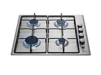 static caravan gas hob