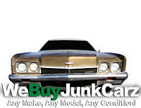 I BUY ALL UNWANTED VEHICLES--CASH PAID---519-564-0854