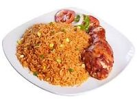 Nigerian cookery classes