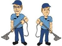 Carpet and Upholstery cleaners available
