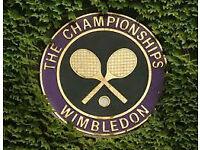 2 x Wimbledon Men's Final Debenture Tickets - Centre Court - £14,000 ONO