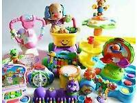WANTED TOYS TOYS TOYS ALL AGES FROM BABY TO TEEN CALL NOW 07513389095