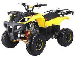 ATV 125CC AUTO WITH REVERS now is sale for