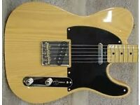 fender squire vibe classic Telecaster
