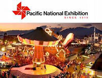 Volunteer with World Vision at the PNE