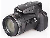Wanted Nikon coolpix P900