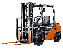 Wanted: Forklift Wanted to Buy