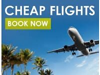 cheap Flights, Airline Tickets to worldwide from all UK Airports