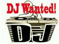 Dj wanted gigs waiting inc NYE