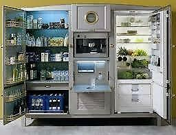Refrigerator Installations and Repairs