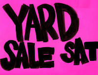 Yard sale! 123 Westwinds Dr, Sat Aug 29 @ 7am, Come see at 123!