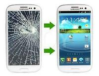 Samsung Galaxy Note 2 3 4 S3 S4 S5 cracked screen LCD Repair 247