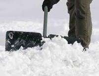 SNOW SHOVELLING, SUB CONTRACT