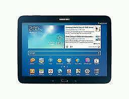 "SAMSUNG GALAXY TAB3 10.1"" 16GB WIFI IN GOOD CONDITION AND PERFECT WORKING ORDER"