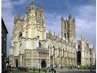 Professional Couple looking for a 1/2 bed place in Canterbury - Expecting a baby in January