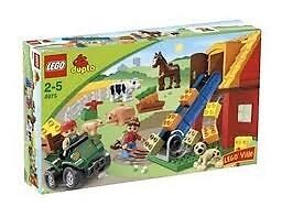 Lego Duplo BARGAIN 200+ pcs Helensvale Gold Coast North Preview