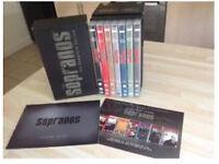 The Sopranos Complete DVD Boxset