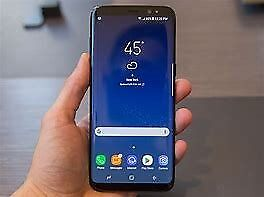 SAMSUNG S8+ BRAND NEW IN PACKAGING UNWANTED REPLACEMENT PHONE UNLOCKED TO ANY NETWORK