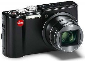 Leica V-Lux 40 (as new) with stylish leather case