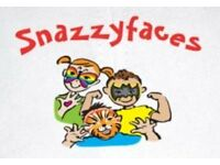 Facepainting / Face Painter - Bromley - Cover all parts of South East London