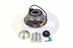 Wheel Bearing Kit Comline CHA075 Fits Front