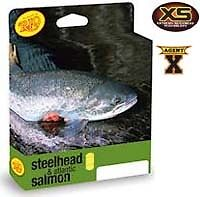 RIO-Steelhead-Atlantic-Salmon-Line-8wt-WF8F-NIB-Float-XS-AgentX-Yellow