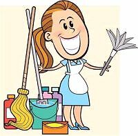 Skilled Housekeeper Available