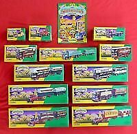corgi die cast showmans collection