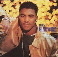 GINUWINE : 100% GINUWINE (CD) sealed