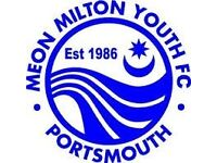 U9s Players wanted Meon Milton Portsmouth