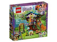 Lego Friends Mia's Tree House x 30