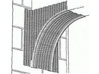 Kit to make plaster arch