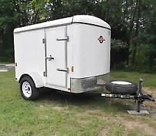 Wanted Donation Of Enclosed Trailer