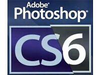 Adobe Photoshop illustrator InDesign Premiere pro for windows / macbook / imac