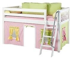 Gorgeous Kids Bedroom Set + Accessories (Works for Girl or Boy)