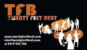 Twenty Feet Beat For - Hits from the 70s 80s and beyond