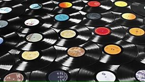 Looking for vinyl records!