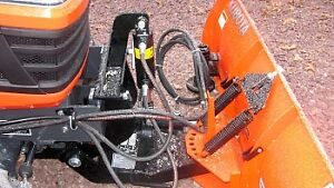New Kubota BX2751 quick hitch mount for BX series Tractor