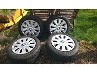 Bridgestone Blizzak Snow Tyres