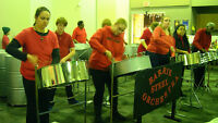 Learn to play steel pan